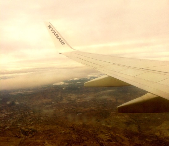 vuelo ida
