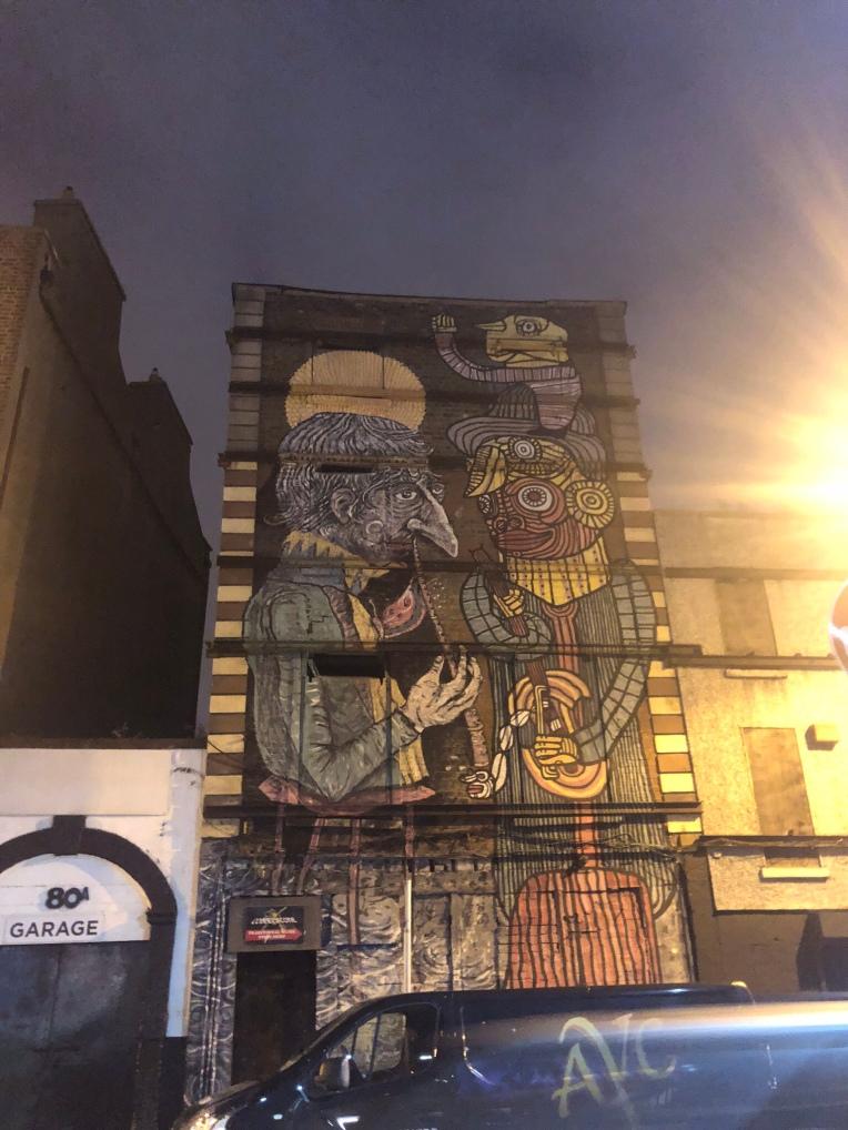The Cobblestone Dublín