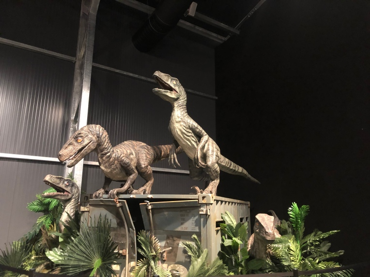 Jurassic World The Exhibition Madrid