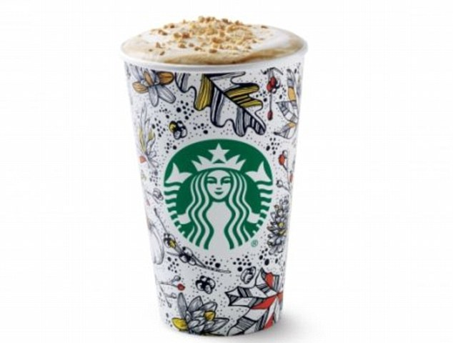 cereal latte starbucks